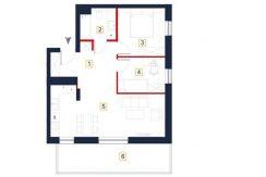 knowe mieszkania rzeszów - karta mieszkania a110