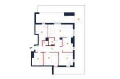 sprzedaż mieszkań rzeszów - rzut mieszkania a71