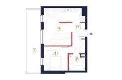 sprzedaż mieszkań rzeszów - rzut mieszkania a89