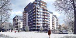mieszkania Rzeszów - zimowe zdjęcie